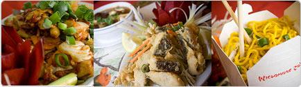 רקע מסעדת אסיה הרצליה