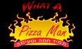 לוגו פיצה מן קריית ביאליק