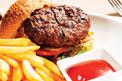 תמונת רקע מג'יק בורגר Magic Burger