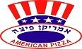 לוגו אמריקן פיצה יקנעם עילית