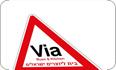 לוגו ויה - via