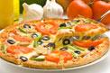 תמונת רקע פיצה חלי