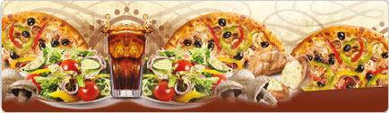 רקע פיצה מאנצ' נשר
