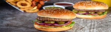 רקע Better Burger פתח תקווה