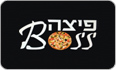 לוגו פיצה Boos בוס אשדוד
