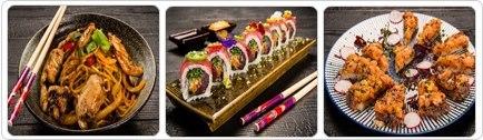 רקע סושיבוקס - SushiBoX מבשרת ציון