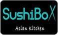 לוגו סושיבוקס - SushiBoX מבשרת ציון