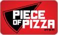 לוגו פיס אוף פיצה תל אביב
