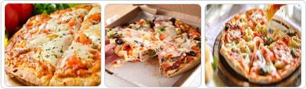 רקע פיצה כמעט חינם אופקים