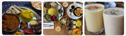 רקע ג'וטי מטבח הודי חיפה