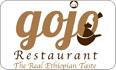 לוגו גוג'ו  GOJO-מאכלים אתיופים רחובות