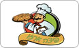 לוגו פיצה ארזו נתניה