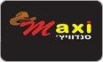 לוגו מקסי סנדוויץ' - MAXI SANDWICH אבו גוש
