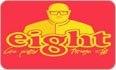 לוגו eight שמונה באר שבע