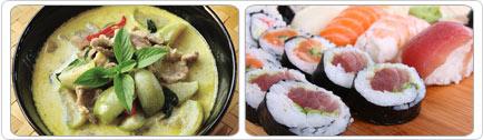 רקע מיי סושי- My sushi ירושלים