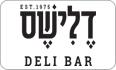 לוגו דלישס דלי בר תל אביב