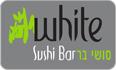 לוגו וייט White - סושי בר קרית גת