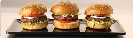 רקע Meating burger chef המבורגר שף בוטיק גן יבנה