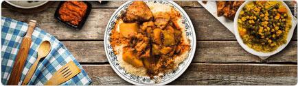 רקע ממוס אוכל תוניסאי באר שבע
