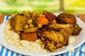 תמונת רקע ממוס אוכל תוניסאי