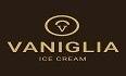 לוגו וניליה גלידה vaniglia
