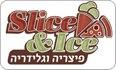 לוגו סלייס אנד אייס slice&ice נס ציונה