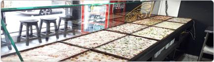 רקע הפיצה של מיכאלה תל אביב