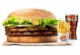 תמונת רקע Burger King הרצליה