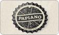 לוגו מסעדת פאפיאנו טירת כרמל