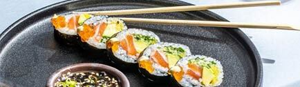 רקע 4SEA kitchen & sushi bar
