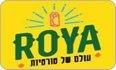 לוגו רויה ROYA אשקלון
