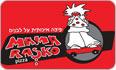 לוגו פיצה מאמא רסקו