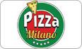 לוגו פיצה מילאנו