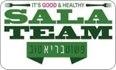 לוגו Sala team  - סלטים רעננה