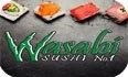 לוגו WASABI SUSHI- וואסבי סושי חיפה