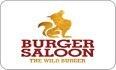 לוגו בורגר סאלון Burger Saloon קדימה