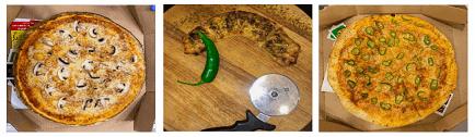 רקע Big Ben Pizza חדרה