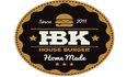 לוגו HBK האוס בורגר כשר נתניה