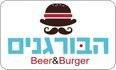 לוגו הבורגנים מודיעין