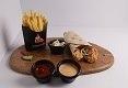 תמונת רקע צ'יקן קריספי Chicken Crispy תל אביב