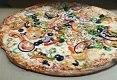 תמונת רקע פיצה בייגלה טוסט