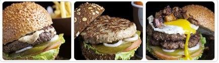 רקע בורגר סאלון Burger Saloon ראשון לציון