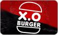 לוגו בורגר XO באר שבע