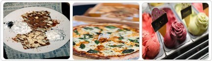 רקע יאמיס - מסעדה איטלקית, פיצריה, גלידריה