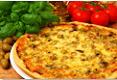 תמונת רקע פיצה שמש