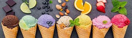 רקע גלידה verona