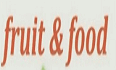 לוגו FRUIT AND FOOD פרוט אנד פוד