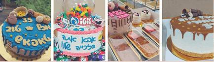 רקע The cake