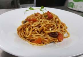 ספגטי ארביאטה (חריף אש)