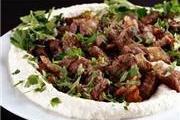 חומוס בשר